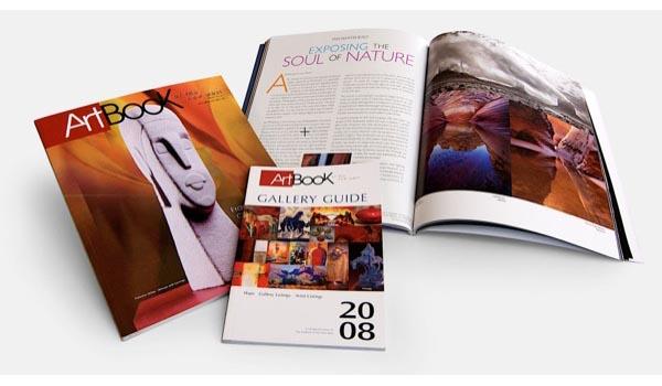 6 Artbooks